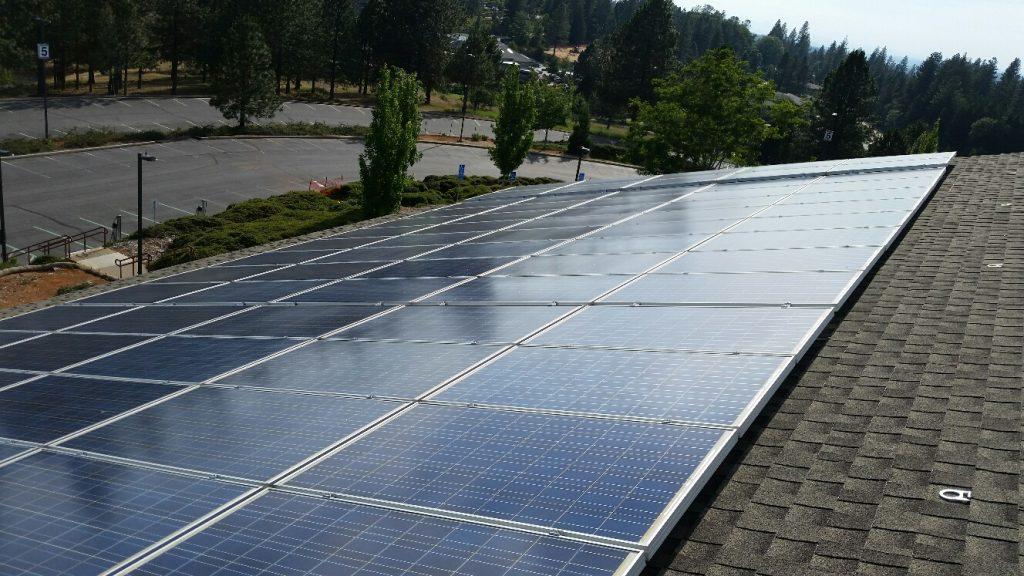 Solar panel warranty